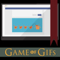 Search Influence Game of Gifs