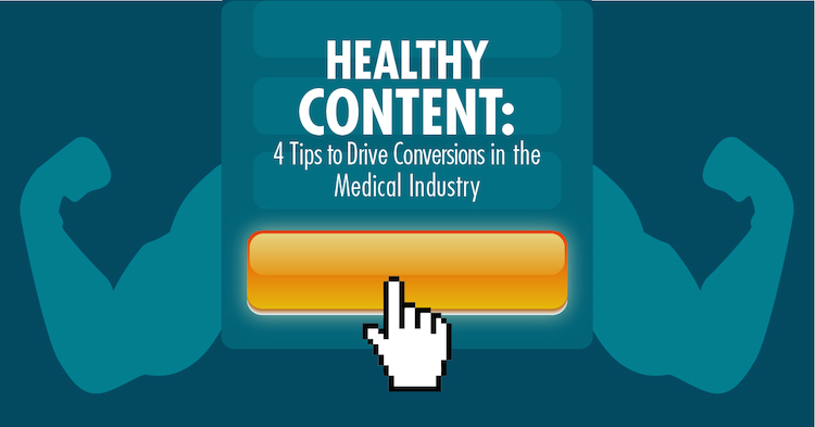 Healthy Content Marketing Image - Search Influence