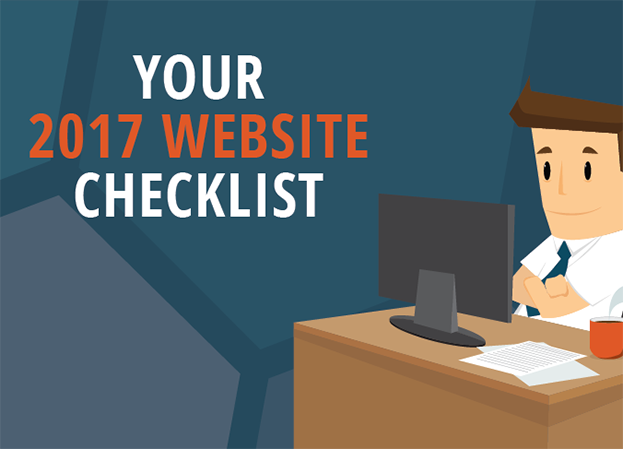 Your 2017 Website Checklist Image - Search Influence